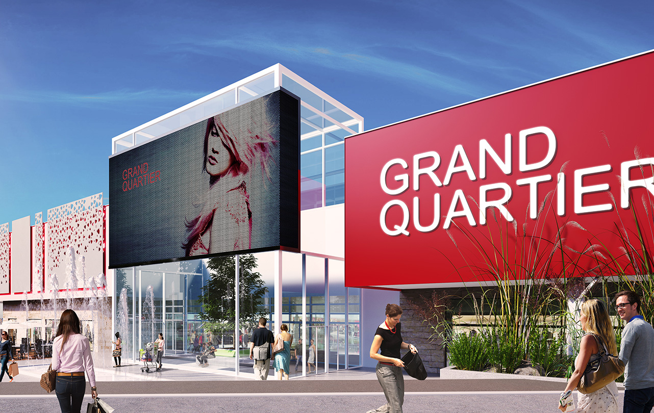 Photo de l'actualité Major new project from Mercialys' highly accretive pipeline: Grand Quartier in Rennes will be completing its transformation at the end of November