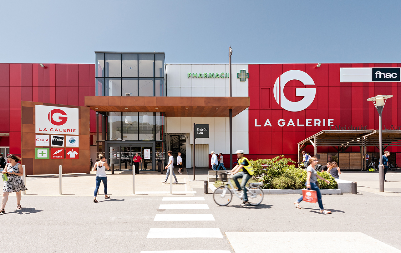 Photo de l'actualité Footfall up 20%: successful extension of La Galerie Géant Quimper confirms this shopping center's leading position in its area