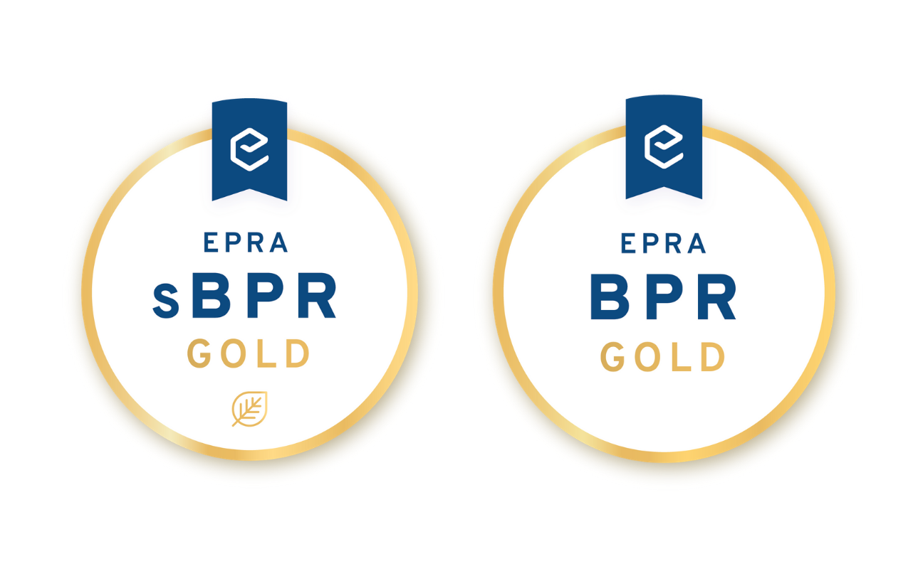 Photo de l'actualité 2018 EPRA awards: Mercialys recognized once again for its outstanding financial and sustainability reporting