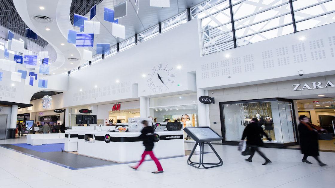 Mercialys soci t experte dans la gestion la transformation et la valorisation des centres - Espace anjou magasins ...